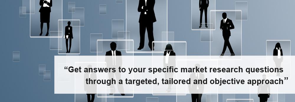 Custom Market Research