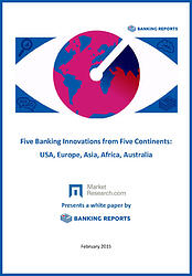 Five Banking Innovations from Five Continents White Paper