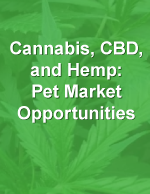Cannabis, CBD, and Hemp: Pet Market Opportunities