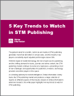 5 Key Trends to Watch in STM Publishing