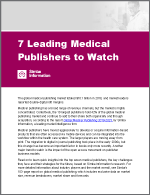 White Paper: 7 Leading Medical Publishers to Watch