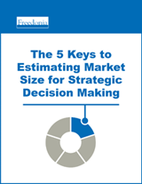 The 5 Keys to Estimating Market Size for Strategic Decision Making