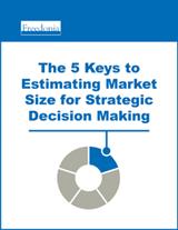 The 5 Keys to Estimating Market Size for Strategic Decision Making