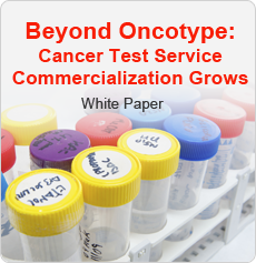 Kalorama Information Beyond OncoType Cancer Test
