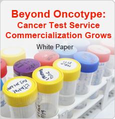 Kalorama Information Beyond OncoType Cancer Test