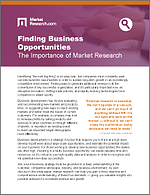 Finding Business Opportunities: The Importance of Market Research