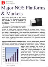 Major NGS Platforms & Markets