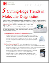 5 Cutting-Edge Trends in Molecular Diagnostics