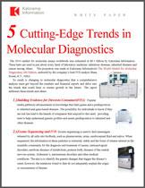5 Cutting-Edge Trends in Molecular Diagnostics