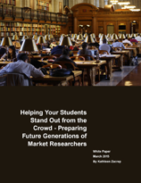 Helping Your Students Stand Out from the Crowd