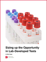 Sizing Up the Opportunity in Lab-Developed Tests
