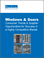 Windows & Doors: Consumer Trends & Supplier Opportunities for Success in a Highly Competitive Market