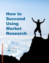 How to Succeed Using Market Research